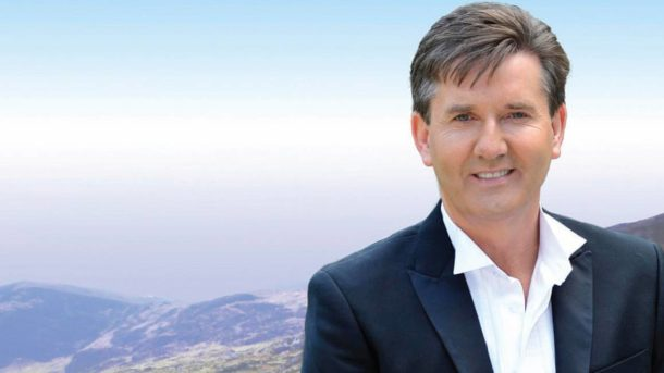 Tickets for Daniel O'Donnell INEC shows flew out the door despite storm Desmond