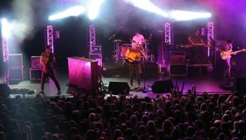 The Coronas perform at the INEC Killarney