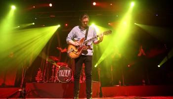 Hozier performing at the INEC KIllarney