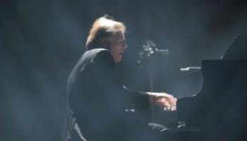 Richard Clayderman performing at the INEC Killarney