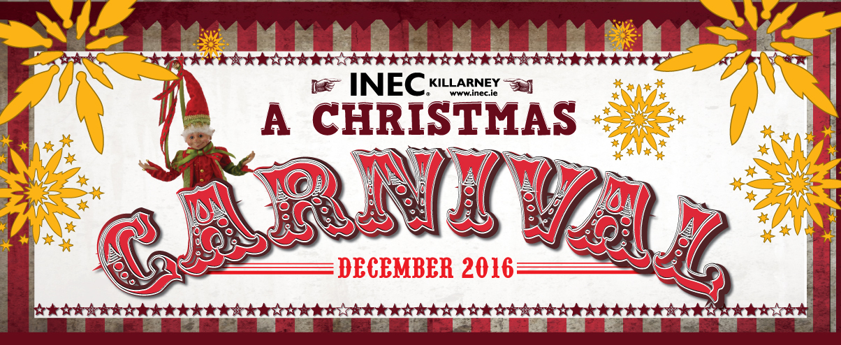 Christmas Carnival at the INEC Killarney this December