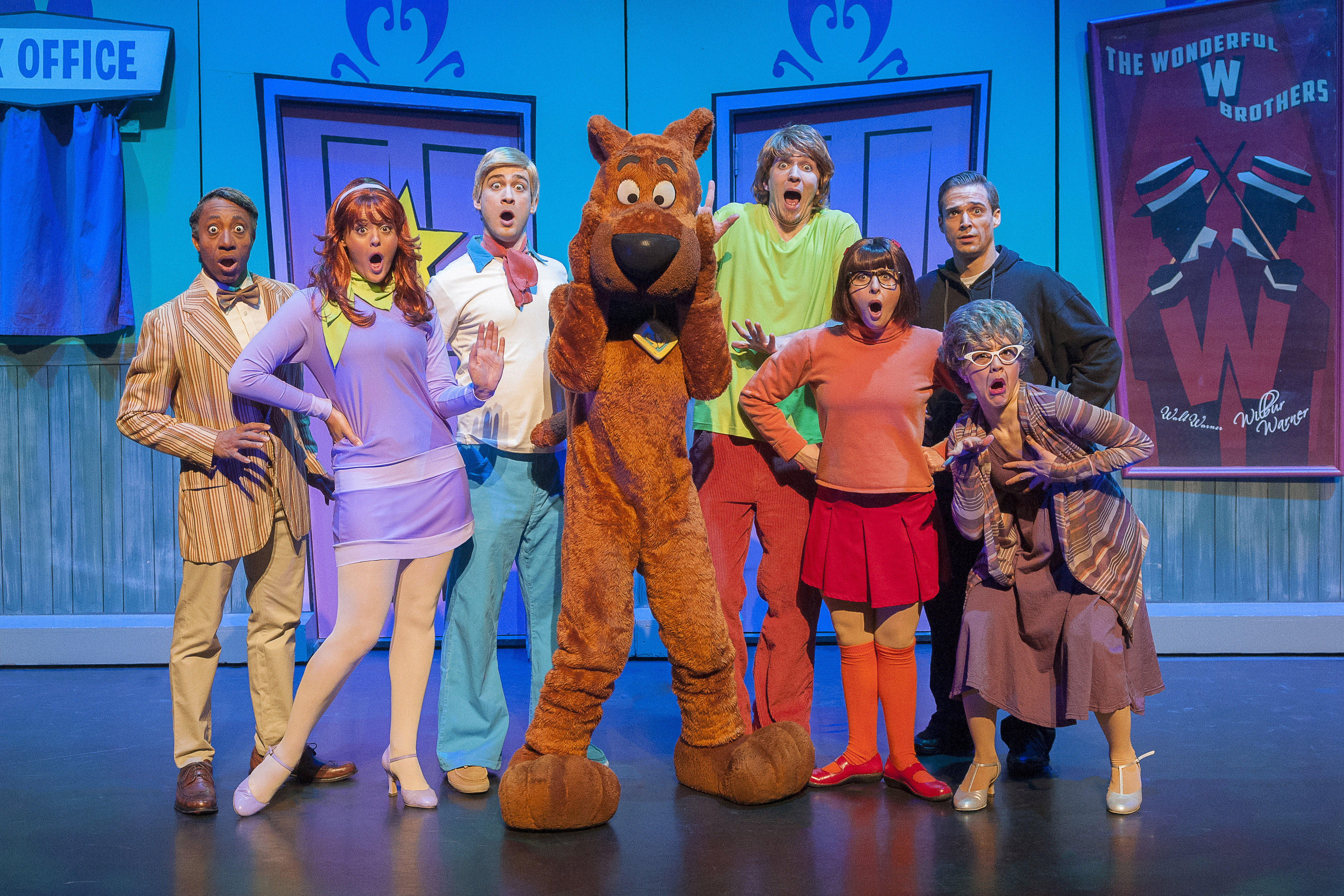 Scooby Doo Live – Musical Mysteries comes to the INEC Killarney on February 11 & 12 2017