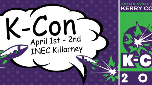The first ever Kerry Comic Con comes to the INEC Killarney