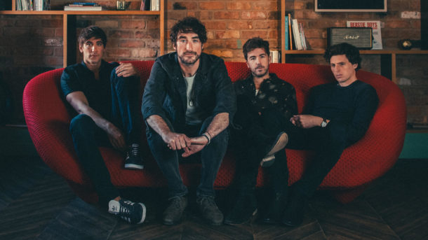 The Coronas announce December date at the INEC Killarney