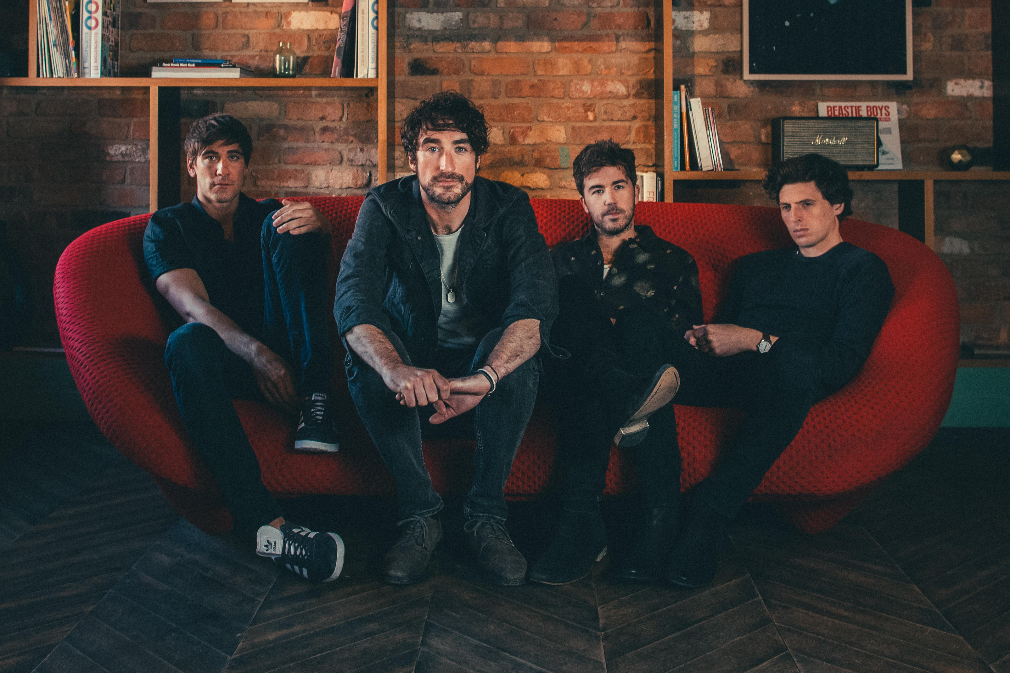 The Coronas announce December 29th date at the INEC Killarney