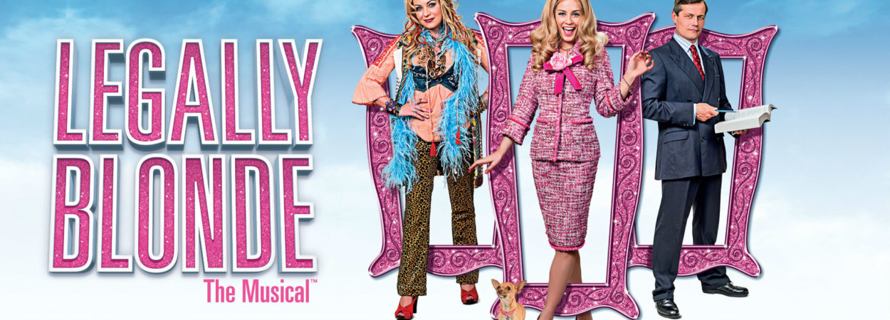 OMG you guys!!! Legally Blonde the Musical is coming to Killarney!