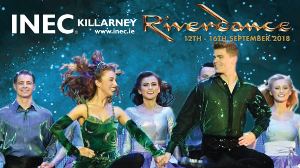 Riverdance returns to the INEC Killarney for a limited run this September 12th – 16th.