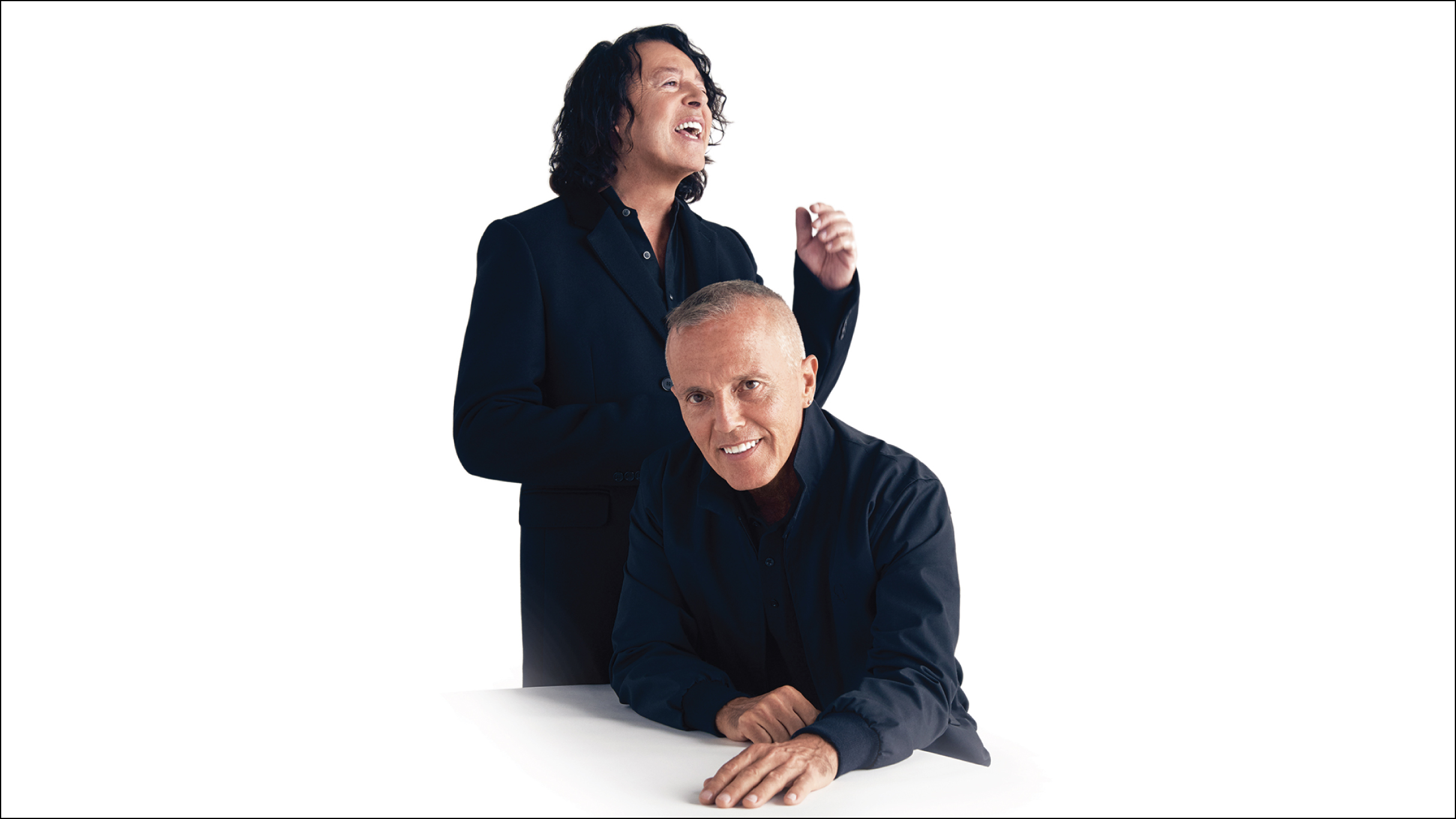 Tears for Fears bring their Rule The World show to the INEC Killarney on January 30th 2018