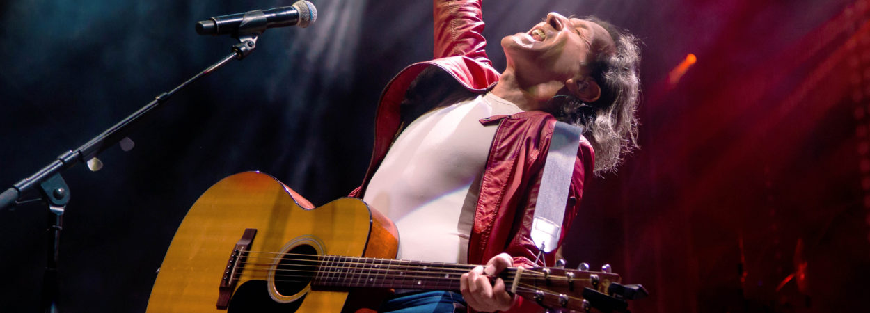 Albert Hammond Returns to The INEC for one night only!