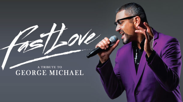 Fast Love – A Tribute to George Michael comes to INEC Killarney this November 16th