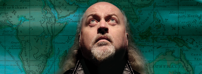 Bill Bailey comes to the Gleneagle INEC Arena on June 20th 2020