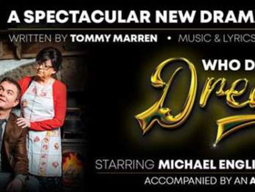 Who Dares To Dream - Michael English & Tommy Marren