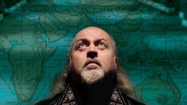 Multi-Award-winning comedian Bill Bailey comes to the Gleneagle INEC Arena this December 28th.