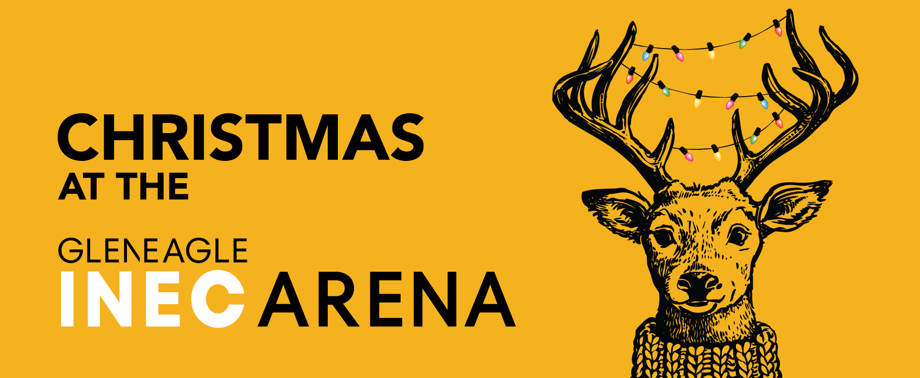 Christmas at the Gleneagle INEC Arena