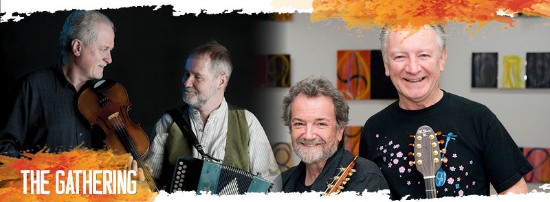 Donal Lunny, Andy Irvine & Guests