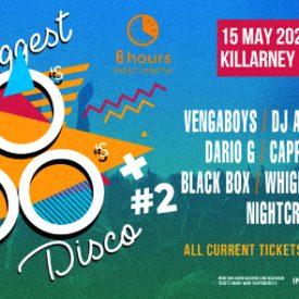 Biggest 90s / 00s Disco & Concert