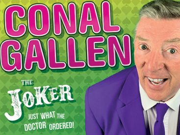 Conal Gallen - the Joker