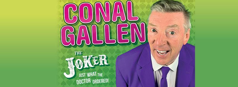 Conal Gallen – the Joker
