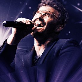 Rob Lamberti a celebration of George Michael comes to the Gleneagle INEC Arena on Sept 24th 2020
