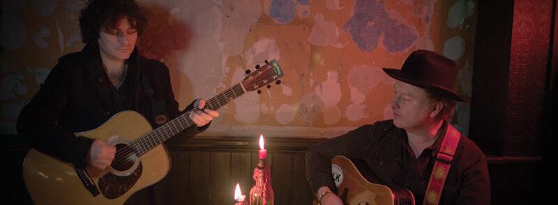 Paddy Casey & Mundy Live