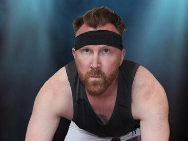 Jason Byrne - On Your Marks, Get Set, Gig!